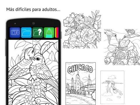 libro-para-colorear-(android-and-ios-app-demo)