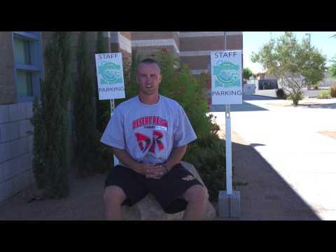 Ollie Detwiler Elementary School Desert Reign Sports and Nutrition Camp September 28, 2013