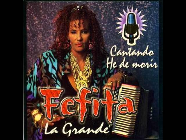 Fefita La Grande ft. Juan Castillo - Las Mujeres Ajena