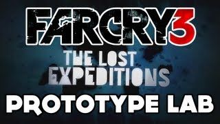 Far Cry 3 - Lost Expedition DLC Walkthrough (Part 1) - Prototype Lab