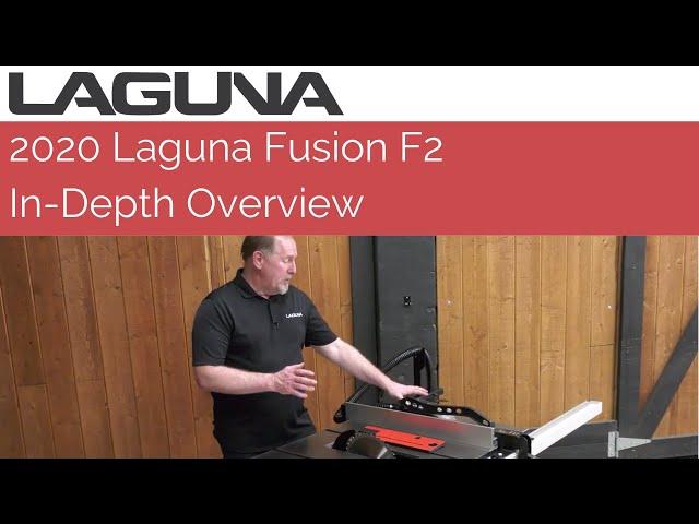 In-Depth Overview: 2020 Laguna Fusion F2