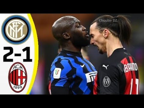 Internazionale vs. AC Milan - Football Match Report - January 26 ...