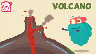 Volcano | The Dr. Binocs Show | Learn Series For Kids