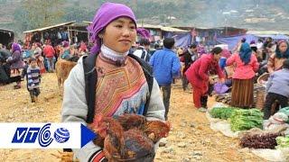 Trải nghiệm đi chợ phiên vùng cao ngày đầu năm | VTC