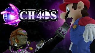CH4OS - A Smash 4 Mod