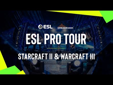 CYBERSPORT: WARCRAFT 3 «ESL PRO TOUR»