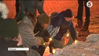 Вінничани вшанувати пам'ять загиблих  кіборгів