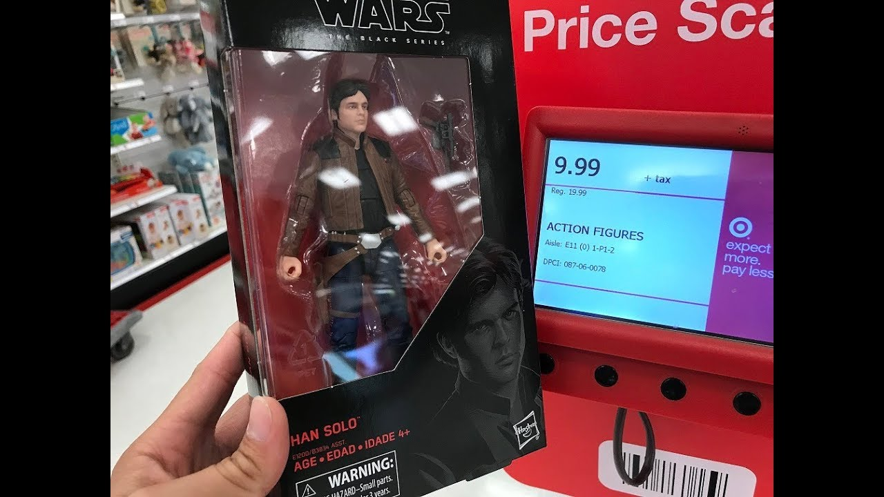 3e1b7c058c740 EP46- Solo: A Star Wars Story Black Series $9.99@Target Toy Hunt ...