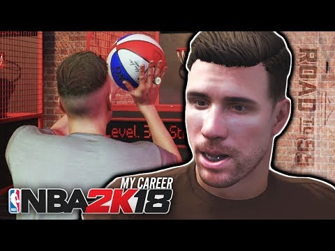 NBA 2K18 My Career - Ep 1 - WELCOME TO MY NEIGHBORHOOD!!