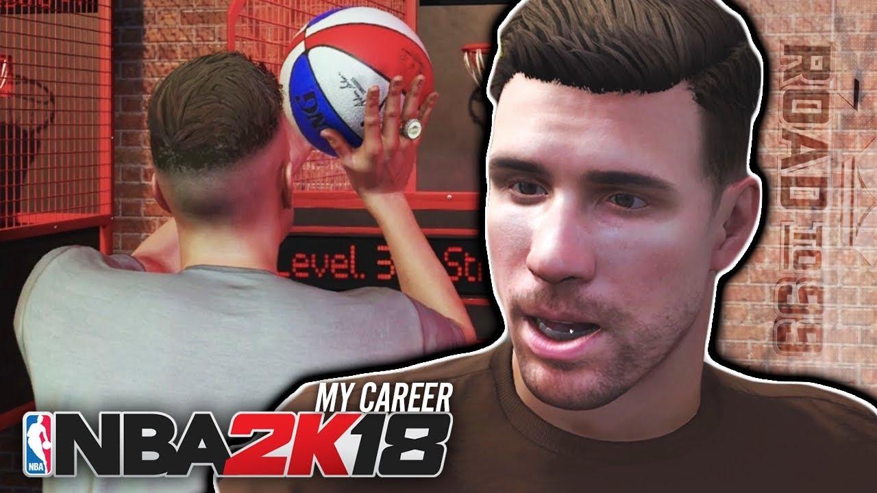 NBA 2K18 My Career - Ep 1 - WELCOME TO MY NEIGHBORHOOD!! - YouTube f927ca263