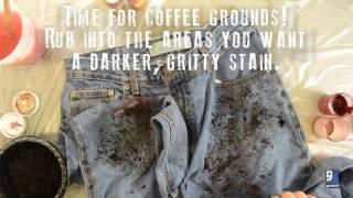 DIY Zombie Costume: Dirt & Splatter screenshot 3