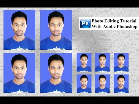 Photo Editing for Studio Work Adobe Photoshop Tutorial