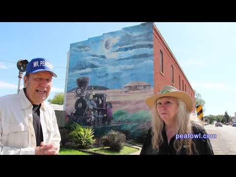 Coal Mine Museum. Melcher-Dallas, Ia.  Travel USA, Mr. Peacock & Friends, Hidden Treasures