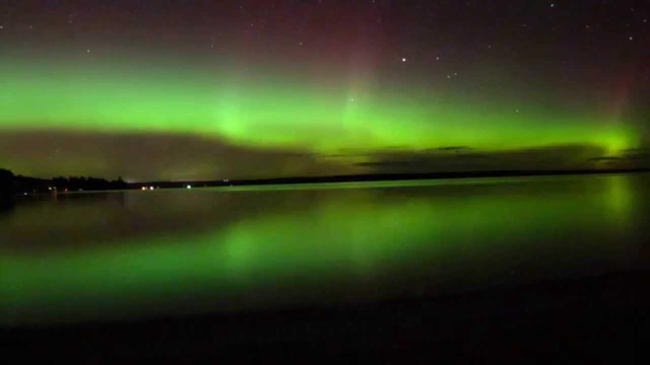 Upper Peninsula Northern Lights