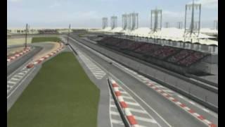 F1 Circuit Preview Bahrain 2009