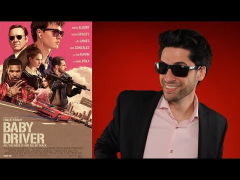 Baby Driver – Movie Review