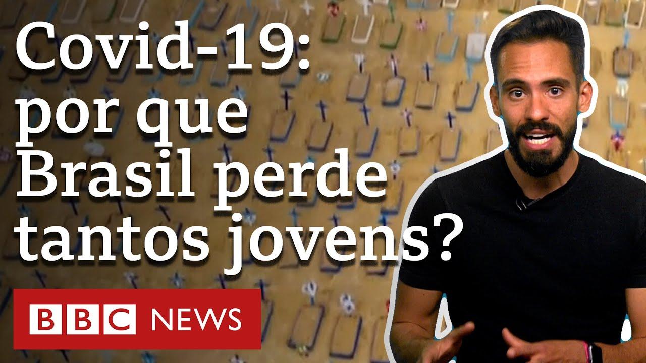 Covid-19: Três causas do alto índice de mortes de jovens no Brasil