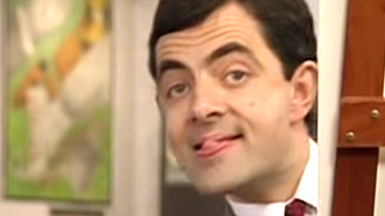 For that naked women in mr bean have won