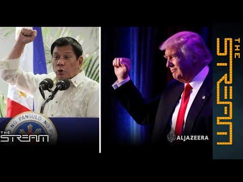 The Stream - Duterte, Trump and Philippine-US relations