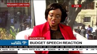 Cosatu reacts to #BudgetSpeech2018