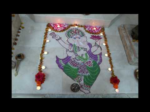 Ganesha Chaturthi - SAT Temple - Sep 5, 2016