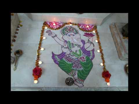 Ganesha Chaturthi - SAT Temple - Sep 5, 2016