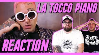 HIGHSNOB - LA TOCCO PIANO DISSING FEDEZ J-AX ROVAZZI |RAP REACTION |ARCADEBOYZ