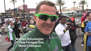 SKUSA Supernationals/Michael Schumacher in HD