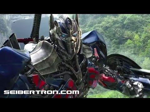Transformers Age of Extinction Teaser Trailer HD - Optimus Prime vs Grimlock!!!