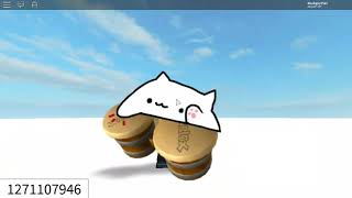 Bongo Cat but its in Roblox