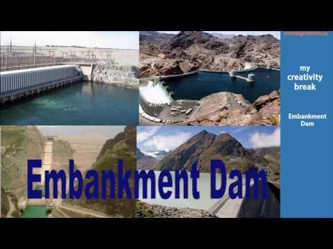 """Embankment Dam"" with music of Alexandr Scriabin"