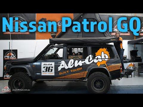Peak Offroad Nissan Patrol GQ Overview