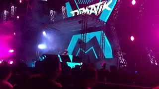 Neon Countdown 2018 | Malaysia | Dimatik | W&W