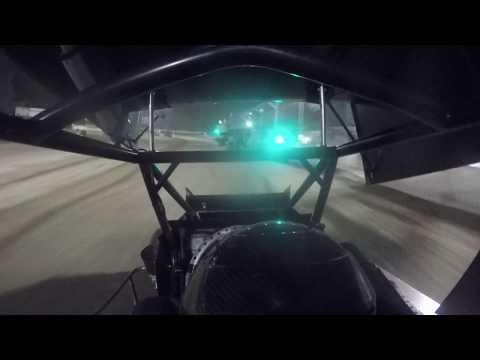 Jesson Jacobson #22J Deming Speedway A-Main 600R 8-24-2018