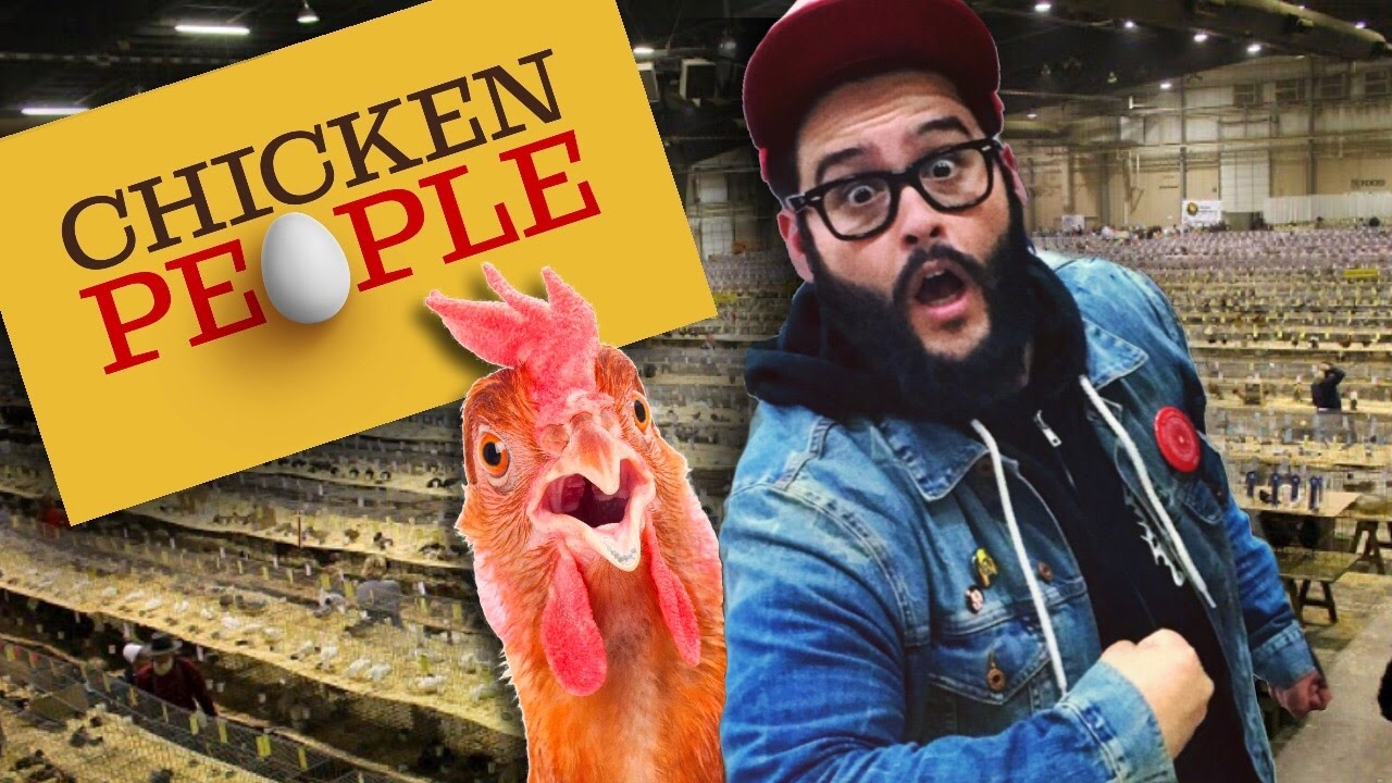 The Ohio National Poultry Show Adventure! Ft. Chicken ...