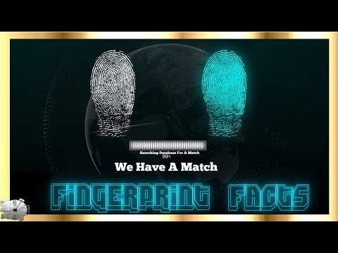 5 Facts About Fingerprints You Probably Didn't Know