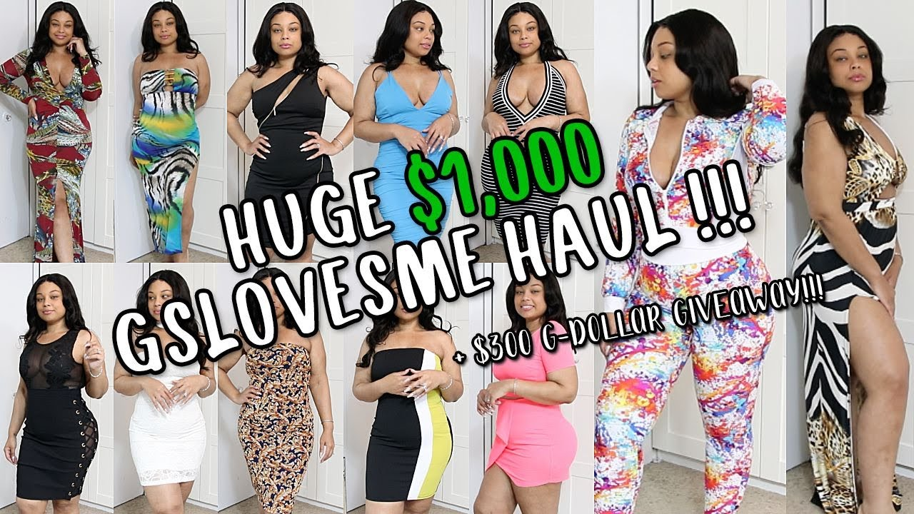 69224e1dbe0e HUGE GS Love Haul  gslovesme  1