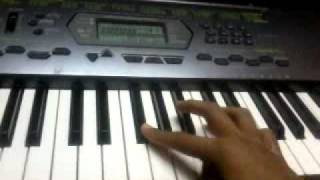 Casio  Tutorial of Tujhe bhula diya..(Starting...Naina Lagiyan Barishan..) By Inderpreet Singh