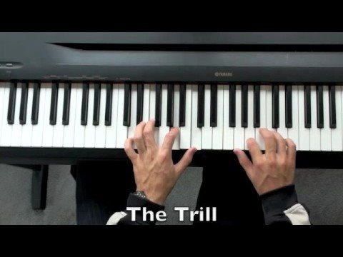 Ray Charles Hit The Road Jack Blues Licks Piano Lesson Youtube
