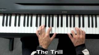 Ray Charles - Hit The Road Jack - Blues Licks Piano Lesson