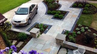 Top Driveway Landscaping Ideas,Driveway Landscaping Ideas,Beautiful Home Exterior Design Ideas #3