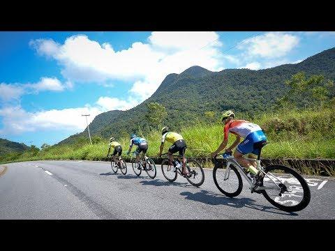 Gran Cup Brasil de Ciclismo 2018: bela prova em Ubatuba com vitória de Caio Godoy e Cris Pereira