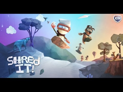 Review: Shred It!