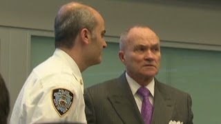 NYPD Commissioner's controversial legacy