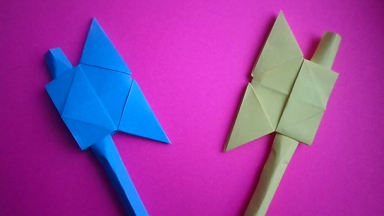 фото как сделать из бумаги оригами
