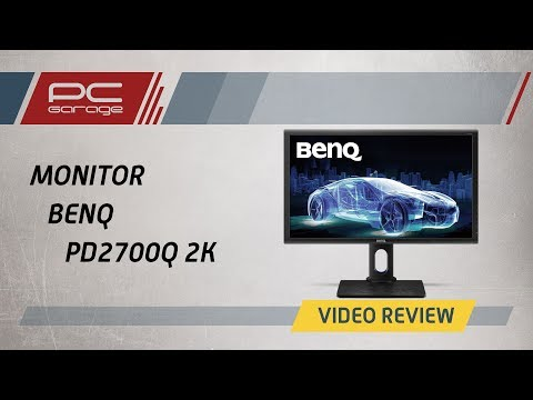 "PC Garage – Video Review Monitor BenQ PD2700Q 27"", 2K, 4 ms"