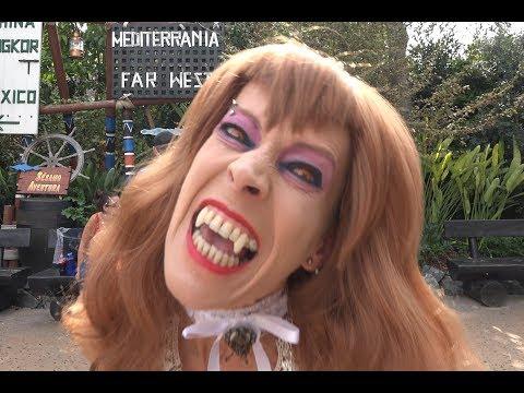 Вампиры атакуют !Порт Авентура или как отлично провести один день в Салоу Испания ! Часть 2!