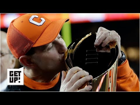 Is Clemson football a dynasty already? | Get Up!