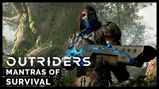 Outriders: Mantras of Survival [PEGI]