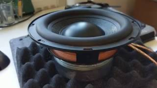 Q Acoustics 2070S - Incredible Woofer Excursion